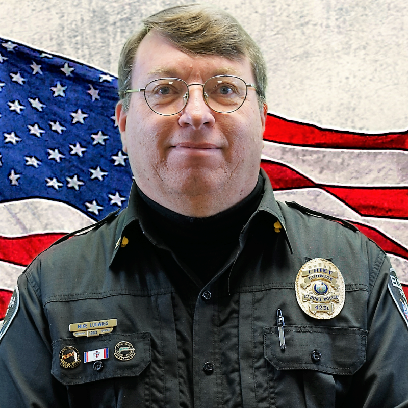 Chief Mike Ludwigs  mludwigs@eldoraiowa.com